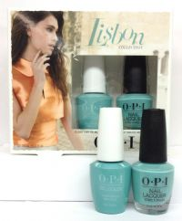 OPI Gel Duo - Closer Than You Might Belem - Lisbon Collection